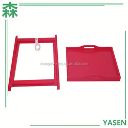 Yasen Houseware High Quality New Design Wood Tray Car,Travel Tray,Outdoor Tray Table