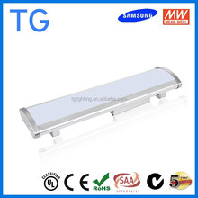 latest design ip65 waterproof aluminum led low bay fixtures for gym high bay lamp