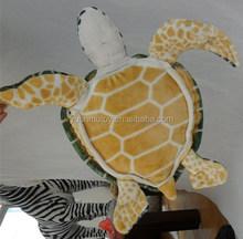 factory animated large size plush tortoise toy sea animal toy soft children toys
