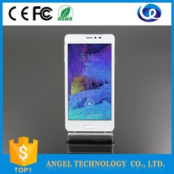 2015 new cheap 6 inches QHD Quad core MTK OEM smart phone with smart gesture