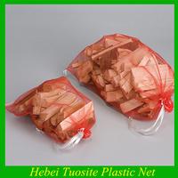 hot small(20*30) plastic pe Mesh net Bag For 1kg potato