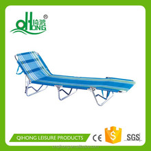 portable Folding military cot bed/Travel & Camping foldable bed /outdoor folding Beach Bed