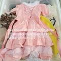 Roupas femininas vestido de saia e blusa vestido de casamento atacadista
