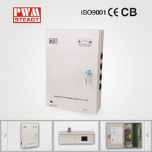 IP65 metal box SWITCH BOX electric box himel SJK-120-12-18CH 120W 12V 10A 18 channels