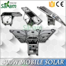 Portable 400w thin film solar panel for sale
