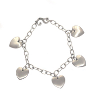 all kinds of free syria stainless steel mesh bracelet