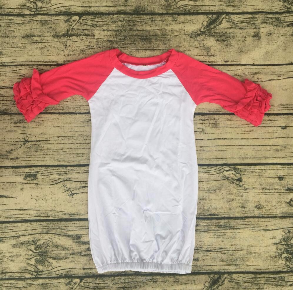 Pictures Of Latest Designs Baby Sleep Gown Plain Cotton Baby Romper ...