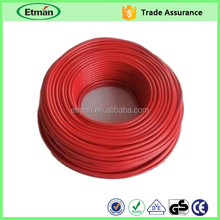 3 core or 4 core rubber insulated flat submersible pump cable