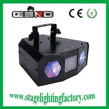 LED Double Heads stroboflash Effect/ LED stage light disco , clubs, bars, parties, Mobile DJs leds