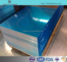 Mill test certification of 0.5mm aluminum sheet with great price