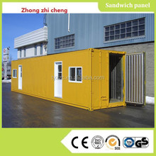 Easy assembling folding container house