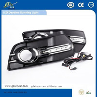 water proof DRL LED light/led light for Audi Q5(2009-2012) High quality used auto spare parts