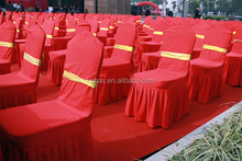 Fabric + painted legs Material and Commercial Furniture General Use wholesale Banquet Chair