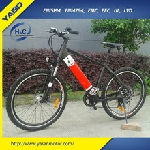 2015 Electric Bicycles battery hidden YB-MEB-008C