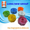octagonal plastic part mold