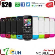 new products 2016 S20 feature mobile phone
