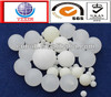 Top quality best sell 4mm 4.763mm 5.556mm 6.35mm 7mm covering plastic ball