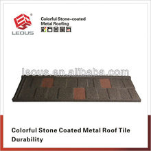 Stone Chip Coated Metal Roof Tile,Aluminum Roof Tile,Metal Roofing Sheet