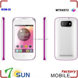 made in china android cell phone w200