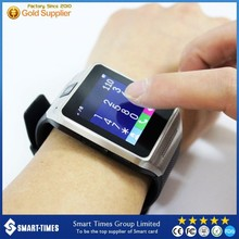 [Smart-Times]Wholesale Bluetooth 3.0 Android GV08 Touch Smart Watch