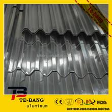 Aluminum Coating Wall Roof sheets(Foil)/Cladding roofing sheets(Foil)/Corrugated Roof Cladding sheet