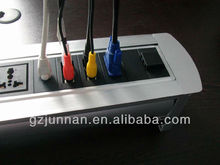 electric pop up socket power supply for dvd player