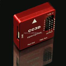 CC3D Openpilot Open Source Flight Controller 32 Bits CNC metal Protective Case Shell Protector Processor for RC Models