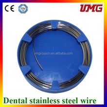 dental consumables orthodontic reverse curve arch wire
