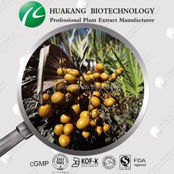 Natural Saw palmetto extract