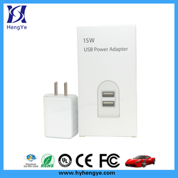 hot selling phone accessories usb mobile wall charger portable phone wall charger