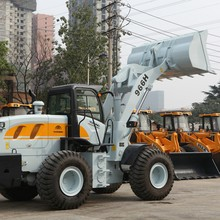 6Ton 966H rock bucket WHEEL LOADER hot sale for middle East market