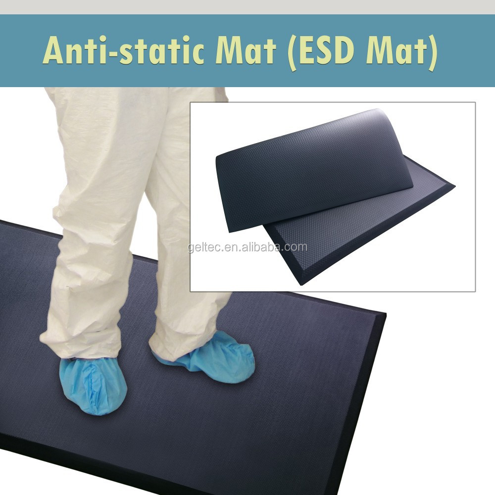 how to cut esd mat