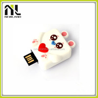 2015 Factory Wholesale Top Sale High Quality Bacon Usb Flash Drive