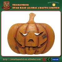 Custom resin beautiful party decoration halloween pumpkin