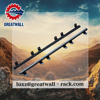 Greatwall M4 4lugs/6lugs 20*26*1000mm nylon rack control board for sliding gate garage door