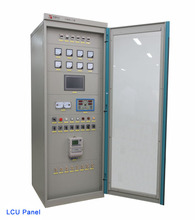 Electric control relay protection panel