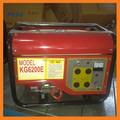 biisonnnn power cilindro único gerador 2kw 168f motor 163cc 2 kva gerador a gasolina