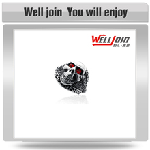 Latest popular best selling alloy ring for Halloween gifts