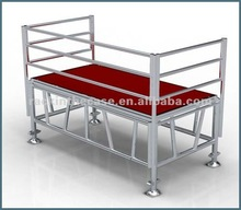 RK 2012 professional mobile portable stage for outdoor concert