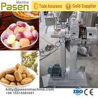 Cheap price die-forming hard candy machine | fruit hard candy molding machine | sugar making machine
