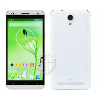 Cheapest best mobile phone girls 6.5inch mtk6582 smart phone quad core 2g ram android phone