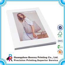 High quality Custom products promotional brochures printing
