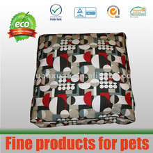 Geometric hot saled dog bed pet bed cat bed