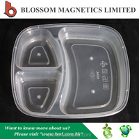 Wholesale Cheap 3 Compartment Food Storage Container
