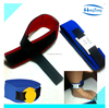 35*380mm Customized Velcro Ankle Straps for Triathlon Events