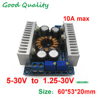 Factory sales 70w 100W dc dc converter 12V 24V step up & down for vehicle power supply / solar panel / LED driver customize