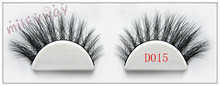 Milkyway new arrival mink fur eyelashes extensions strip lashes
