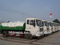 best 4*2 Dongfeng 10 ton stainless steel water truck for sale