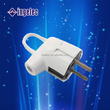 YiWu No.1 hot sale 16a 250v brass plug adapter screw plug 3.5mm