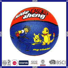hot sell promotional customized logo cheap basketball plant